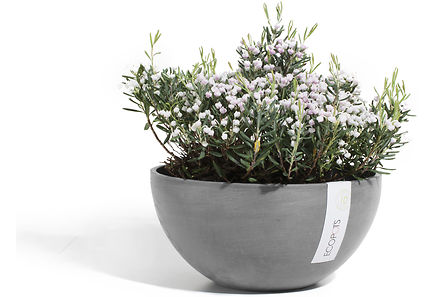 Image for Ecopot Brussels istutuskulho 35 cm harmaa from Kodin Terra