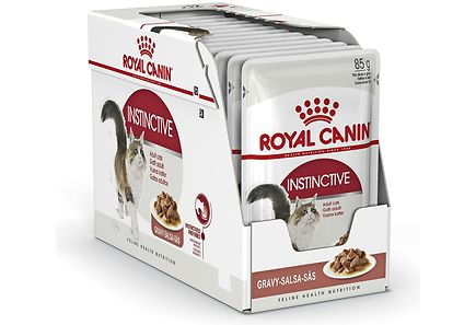 Image for Royal Canin Instinctive-säilyke kissanruoka 12x85g from Kodin Terra