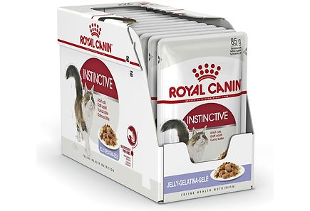 Image for Royal Canin Instinctive In Jelly-säilyke kissanruoka 12x85g from Kodin Terra