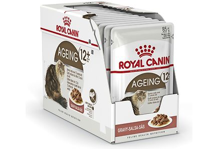 Image for Royal Canin Ageing 12+ -Säilyke kissanruoka 12x85g from Kodin Terra